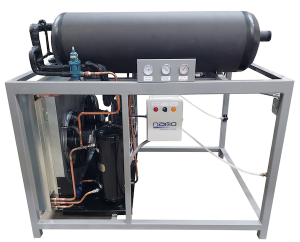 STR open-frame refrigerated process dryer from nano